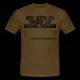 T-Shirt - Brown