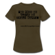 T- Shirt Noble Brown Women's