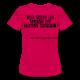 T- Shirt Ruby Red Women's